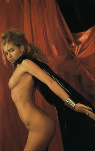 IRINA IONESCO Nude Photo Book TREVILLE