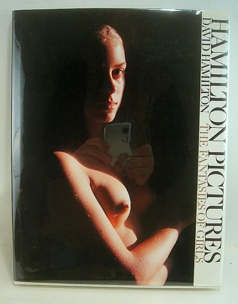 Photo1: DAVID HAMILTON THE FANTASIES OF GIRLS BOOK 【USED】from JAPAN (1)