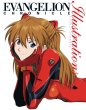 Photo1: illustration book - Neon Genesis Evangelion: Chronicle Illustrations(New and revised edition) (1)