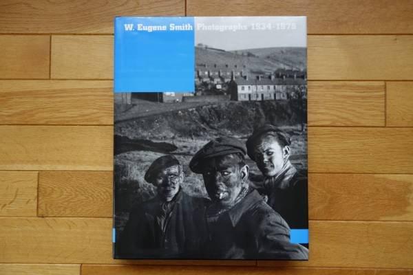 Photo1: Japanese edition photo album 1934-1975:Photographs by William Eugene Smith (1)