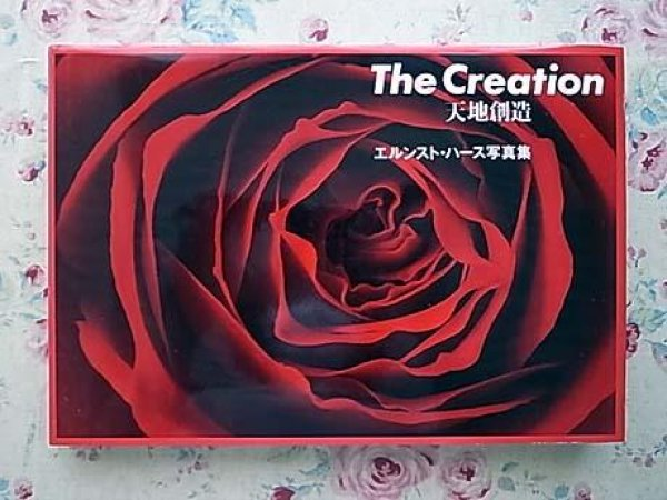 Photo1: Japanese edition photo album The Creation Genesis creation narrative:Photographs by Ernst Haas (1)
