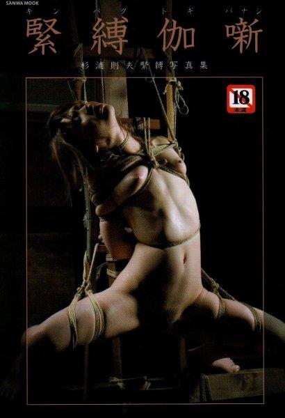 Photo1: Japan Japanese bondage kinbaku shibari book : Togihanashi vol.1 by Norio Sugiura  (1)