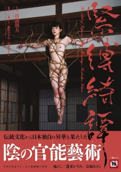 Photo1: Japan Japanese bondage kinbaku shibari book : AyaginuTan (1)