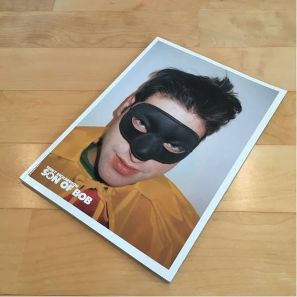 Photo1: Japanese edition photo book by Terry Richardson : SON OF BOB (1)