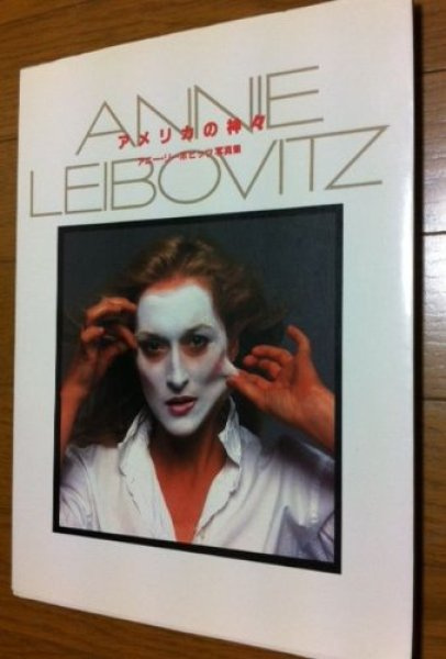 Photo1: Japanese edition photo book by Annie Leibovitz : American gods (1)