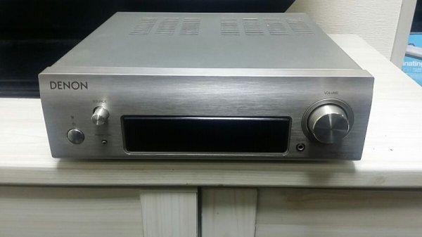 Photo1: DENON amplifier stereo receiver DRA-F109 (1)