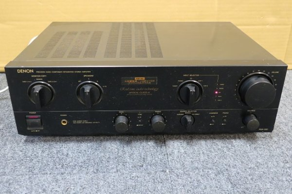 Photo1: DENON PMA-590 Amplifier (1)