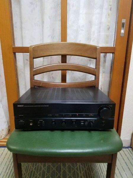 Photo1: DENON PMA-680R Integrated Amplifier (1)