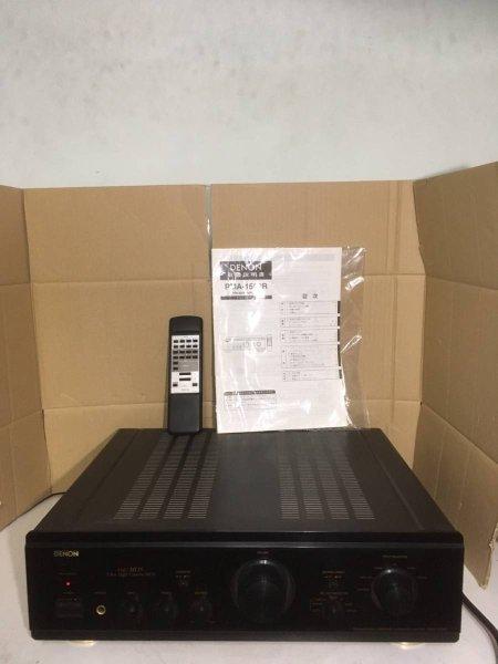 Photo1: DENON PMA-1500R Integrated Amplifier (1)