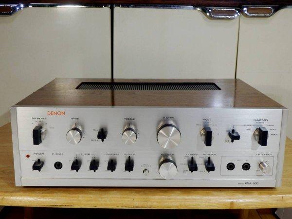 Photo1: DENON PMA-500 Integrated Amplifier (1)