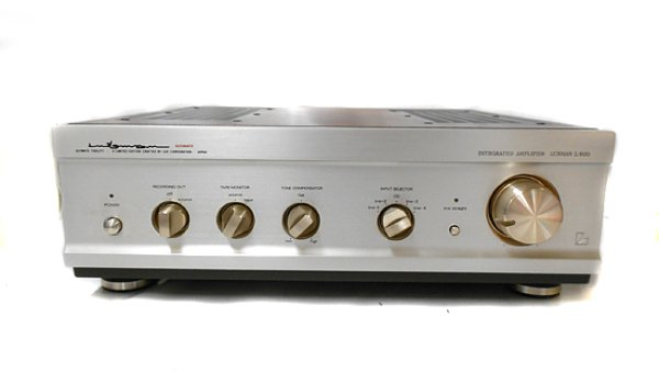 Photo1: LUXMAN L-500 Integrated Amplifier (1)