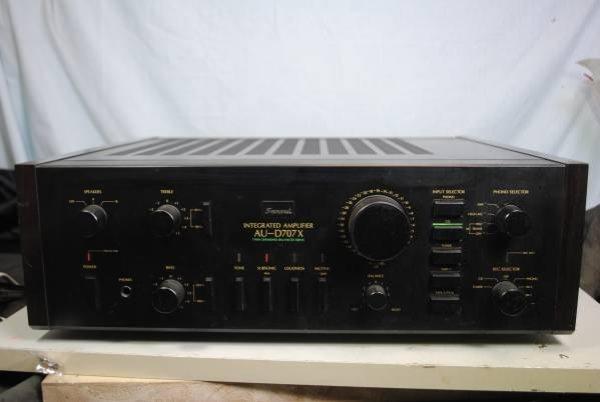 Photo1: SANSUI AU-D707X Integrated Amplifier (1)