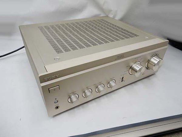 Photo1: SONY TA-FA33ES Integrated Amplifier (1)