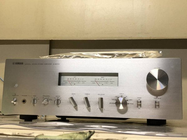 Photo1: YAMAHA A-S2100 Integrated Amplifier (1)