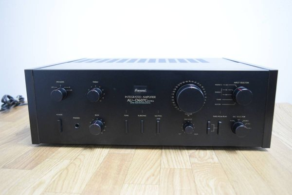 Photo1: SANSUI Integrated Amplifier AU-D607G Extra  (1)