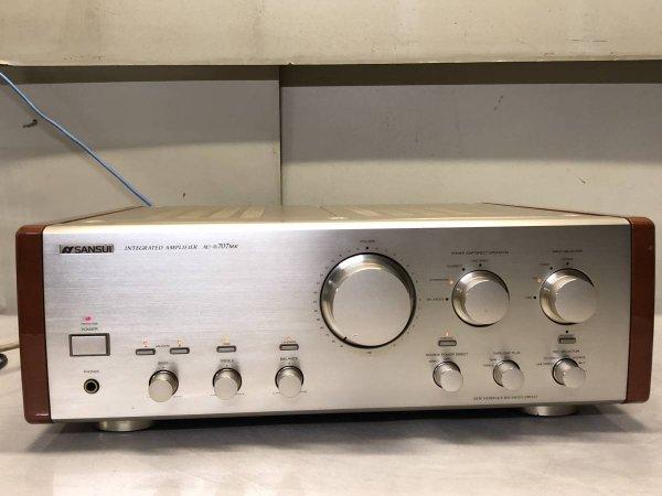 Photo1: SANSUI AU-α707MR Integrated Amplifier (1)