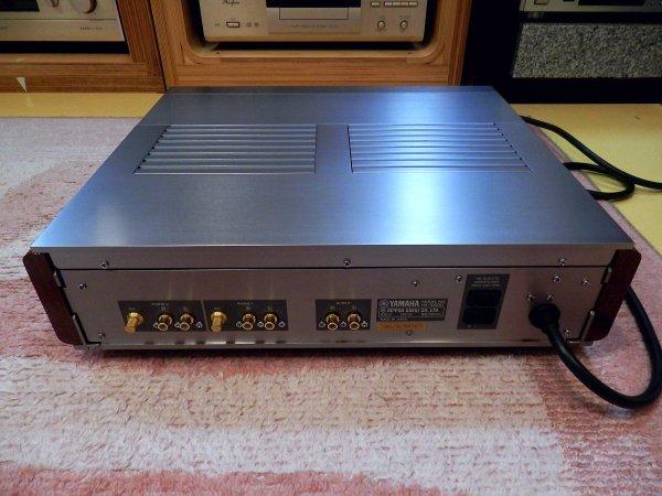Photo1: YAMAHA analog disk phono equalizer HX-10000 (1)