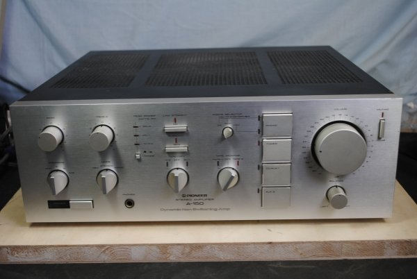 Photo1: Pionner A-150 Integrated Amplifier #2 (1)