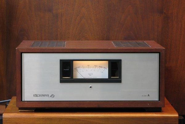 Photo1: PIONEER Exclusive M5 Power Amplifier (1)