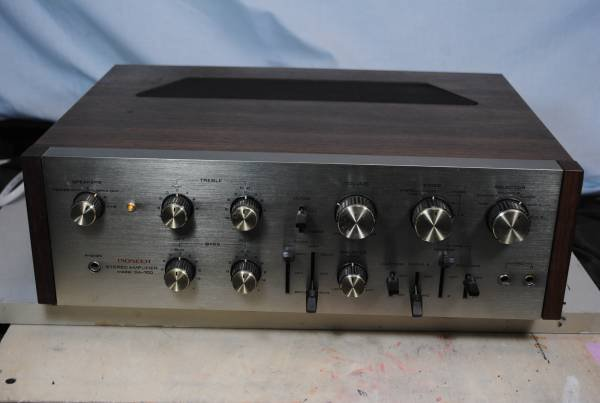 Photo1: Pionner SA-100 Integrated Amplifier (1)