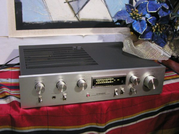 Photo1: Pionner SA-7700 Integrated Amplifier (1)