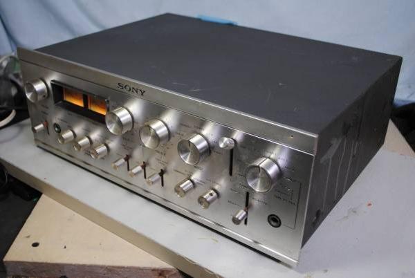 Photo1: SONY preamplifier TA-2000F (1)