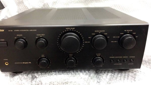 Photo1: Victor AX-S5 Integrated Amplifier (1)
