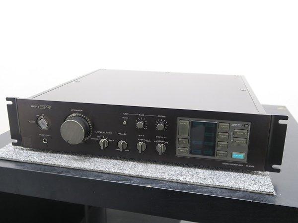 Photo1: SONY ESPRIT TA-E901 Preamplifier (1)