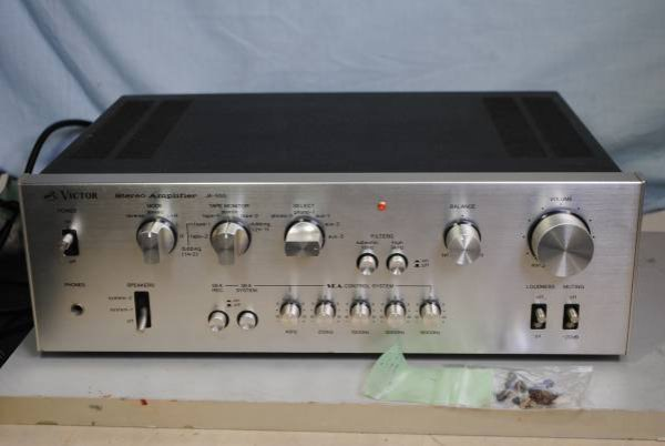 Photo1: Victor JA-S5 Integrated Amplifier (1)