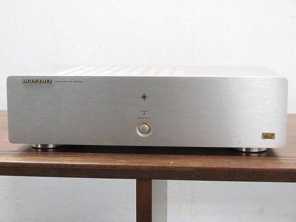 Photo1: Marantz SM6100SA Ver.2 Power Amplifier (1)