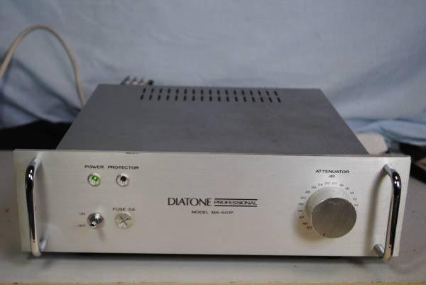 Photo1: DIATONE Power amplifier MA-601P (1)