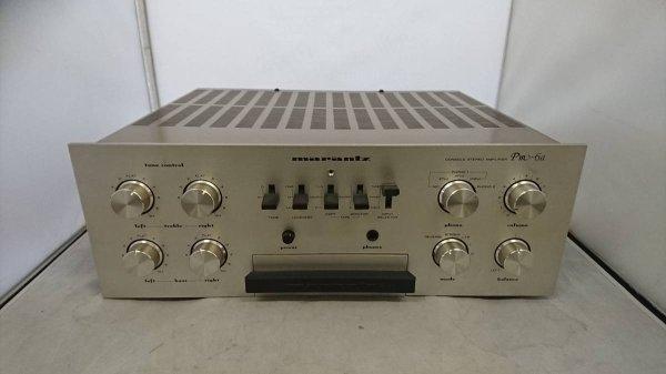 Photo1: Marantz PM-6A Integrated Amplifier (1)