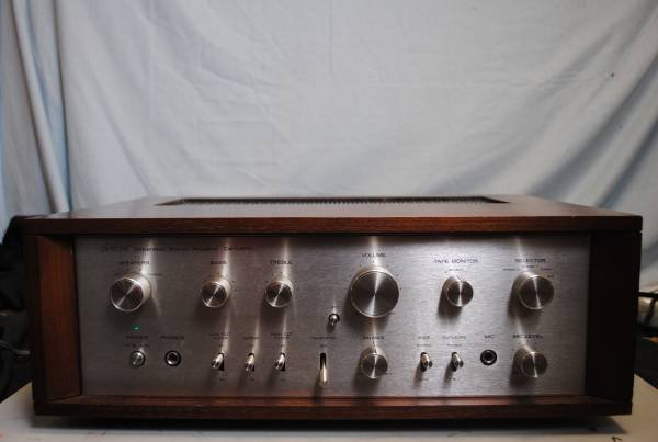 Photo1: DIATONE Mitsubishi DA-U650 Integrated Amplifier (1)