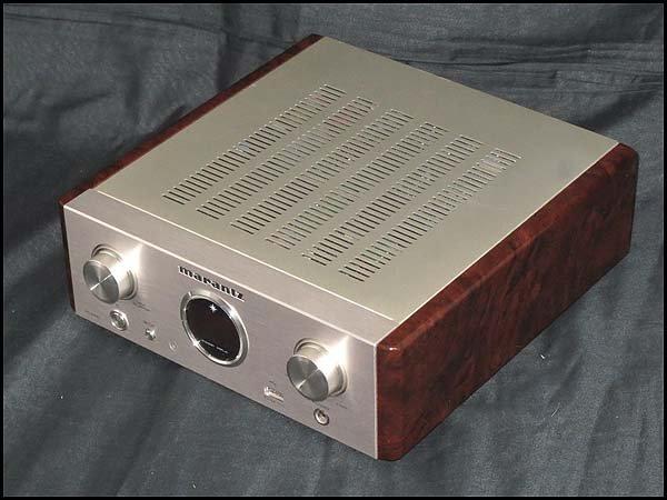 Photo1: Marantz HD-DAC 1 USB-DAC / headphone amplifier (1)