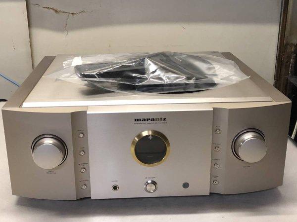 Photo1: marantz PM-11S3 Integrated Amplifier (1)