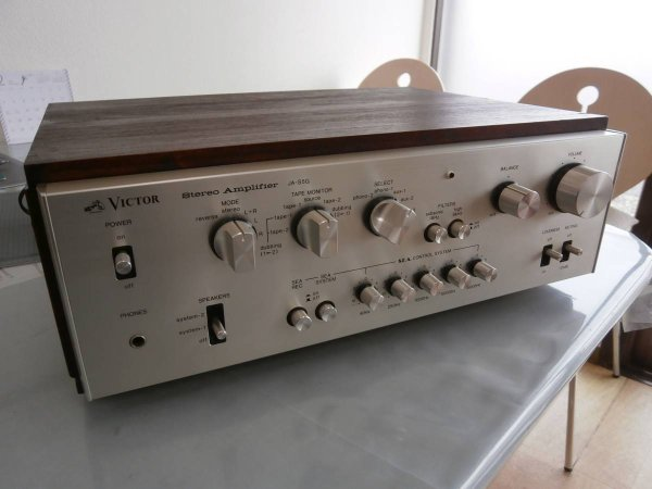 Photo1: Victor JA-S5G Integrated Amplifier (1)