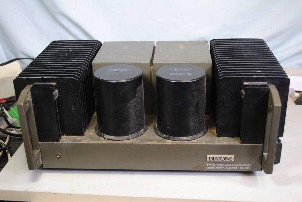 Photo1: DIATONE Power Amplifier DA-A10 (1)