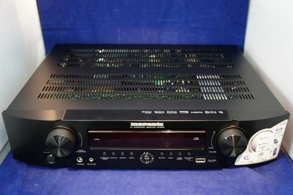 Photo1: Marantz AV Amplifier NR1602 (1)