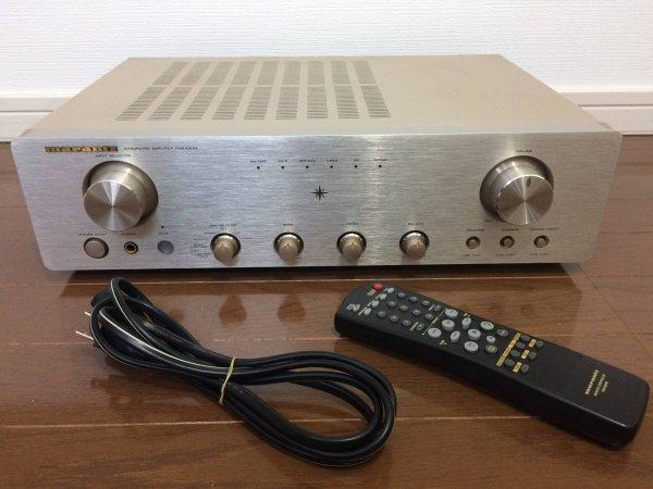 Photo1: Marantz PM6100SA Integrated Amplifier (1)