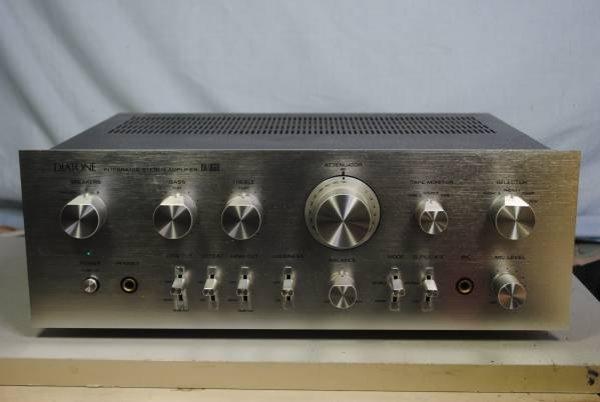 Photo1: DIATONE Integrated Amplifier DA-U660 (1)