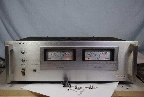 Photo1: Lo-D HMA-7500 Power Amplifier (1)