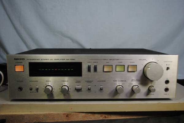 Photo1: NIKKO Integrated Amplifier NA-1090 (1)