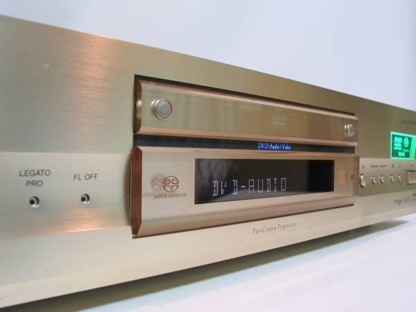 Photo1: SACD DVD-Audio PIONEER DV-S747A (1)