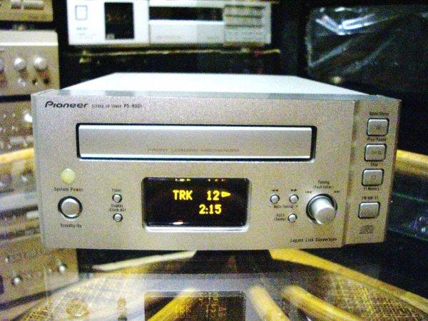 Photo1: PIONEER PD-N901 CD player (1)
