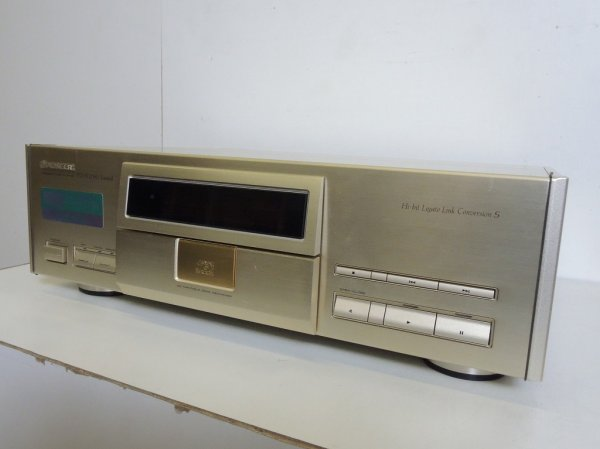 Photo1: Pioneer CD Player PD-T07HS LIMITED (1)