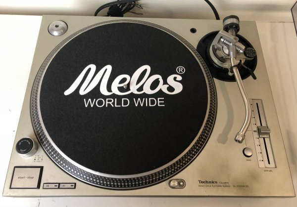 Photo1: DJ Turntable Technics SL-1200MK3DS (1)