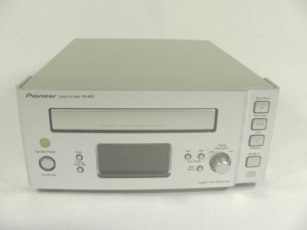 Photo1: PIONEER PD-N901 CD player + FM / AM tuner (1)