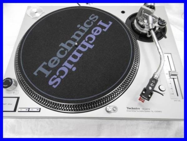 Photo1: DJ Turntable Technics SL-1200MK5  (1)