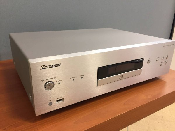 Photo1: Pioneer SACD Player PD-70 (1)