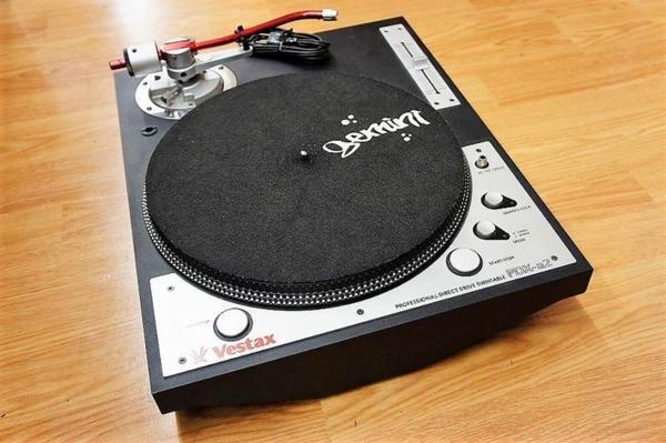 Photo1: DJ Turntable VESTAX PDX-a2 (1)